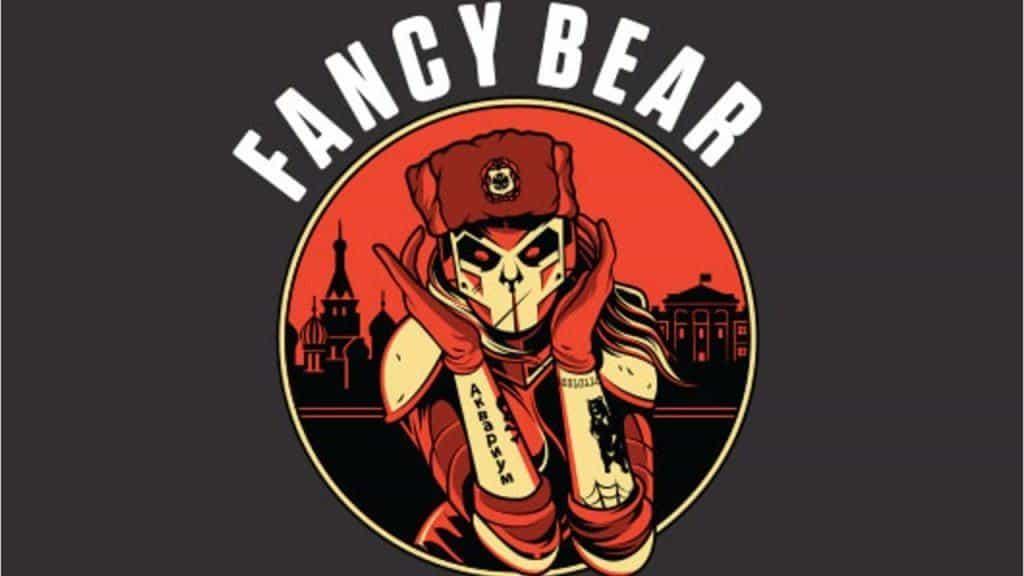Il logo di Fancy Bear, uno dei gruppi più famosi di hacker governativi. Credits: crowdstrike.com
