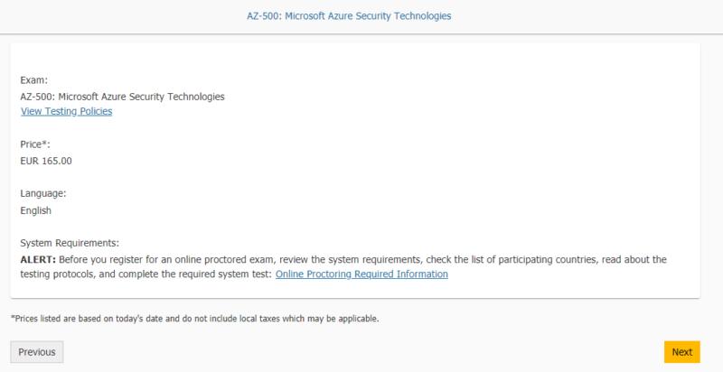 Certificazioni Microsoft: come effettuare il tuo esame on-line