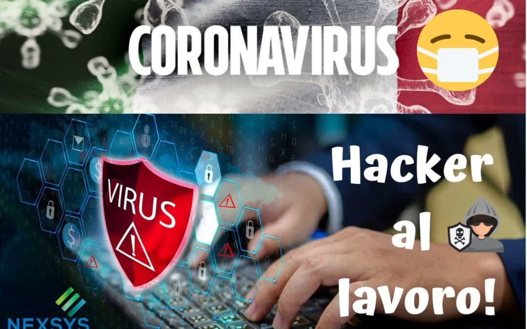 Coronavirus: la settimana della follia