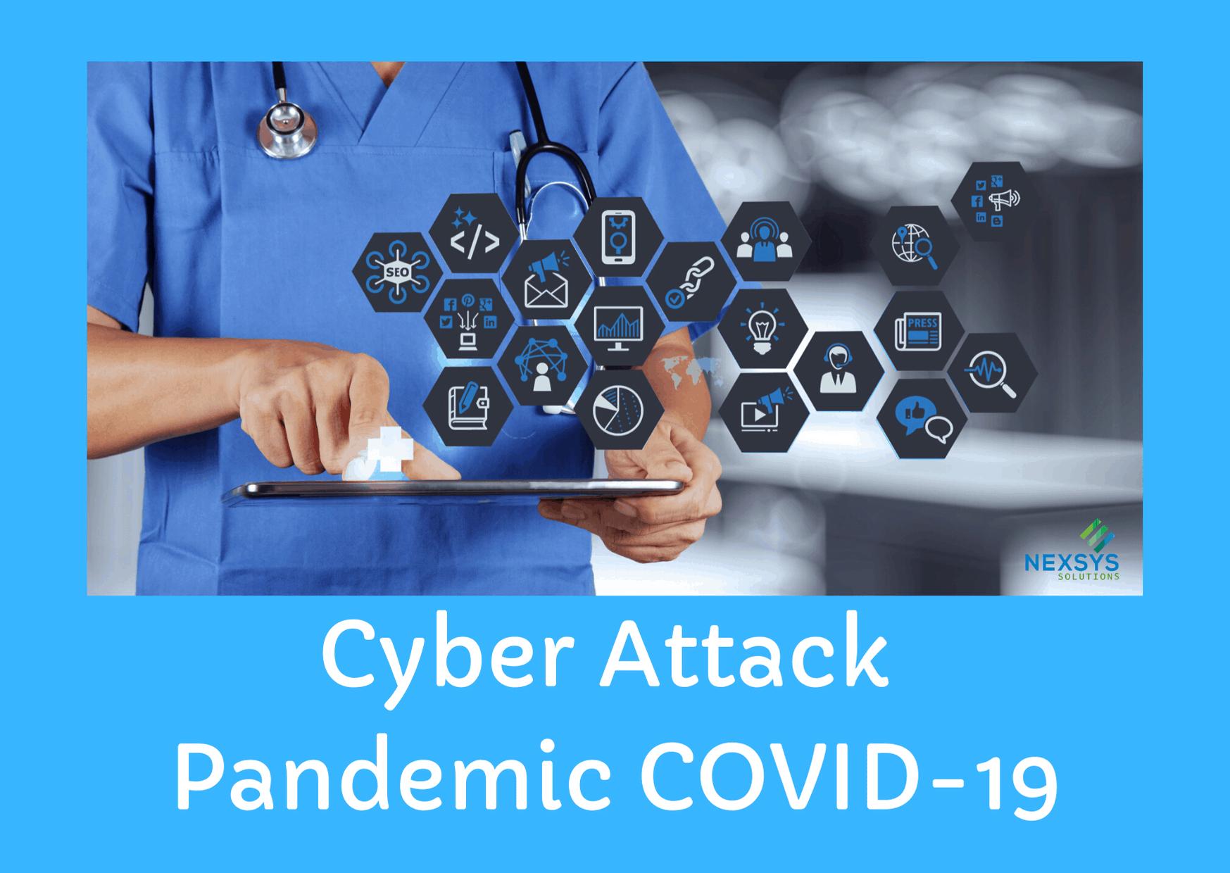 Attacco hacker alle strutture sanitarie