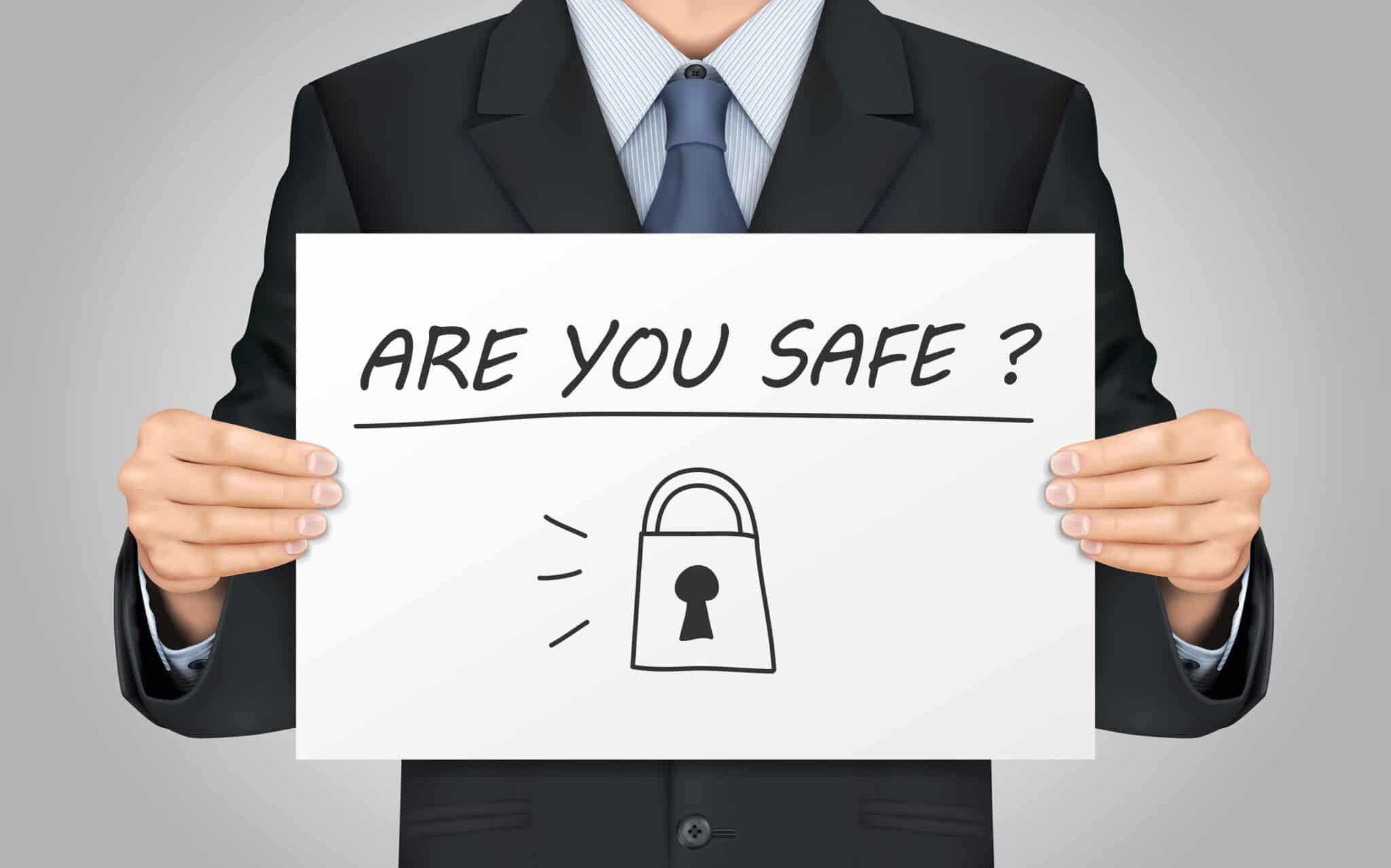 Sicurezza Informatica Aziendale - Are you safe?