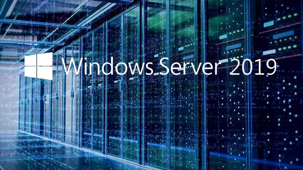 Windows Server 2019 Hyper-V