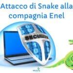 Attacco Ransomware alla compagnia Enel