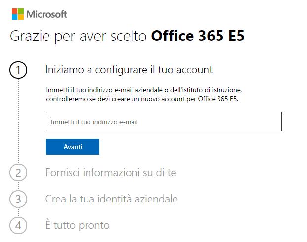 Microsoft Office365 E5