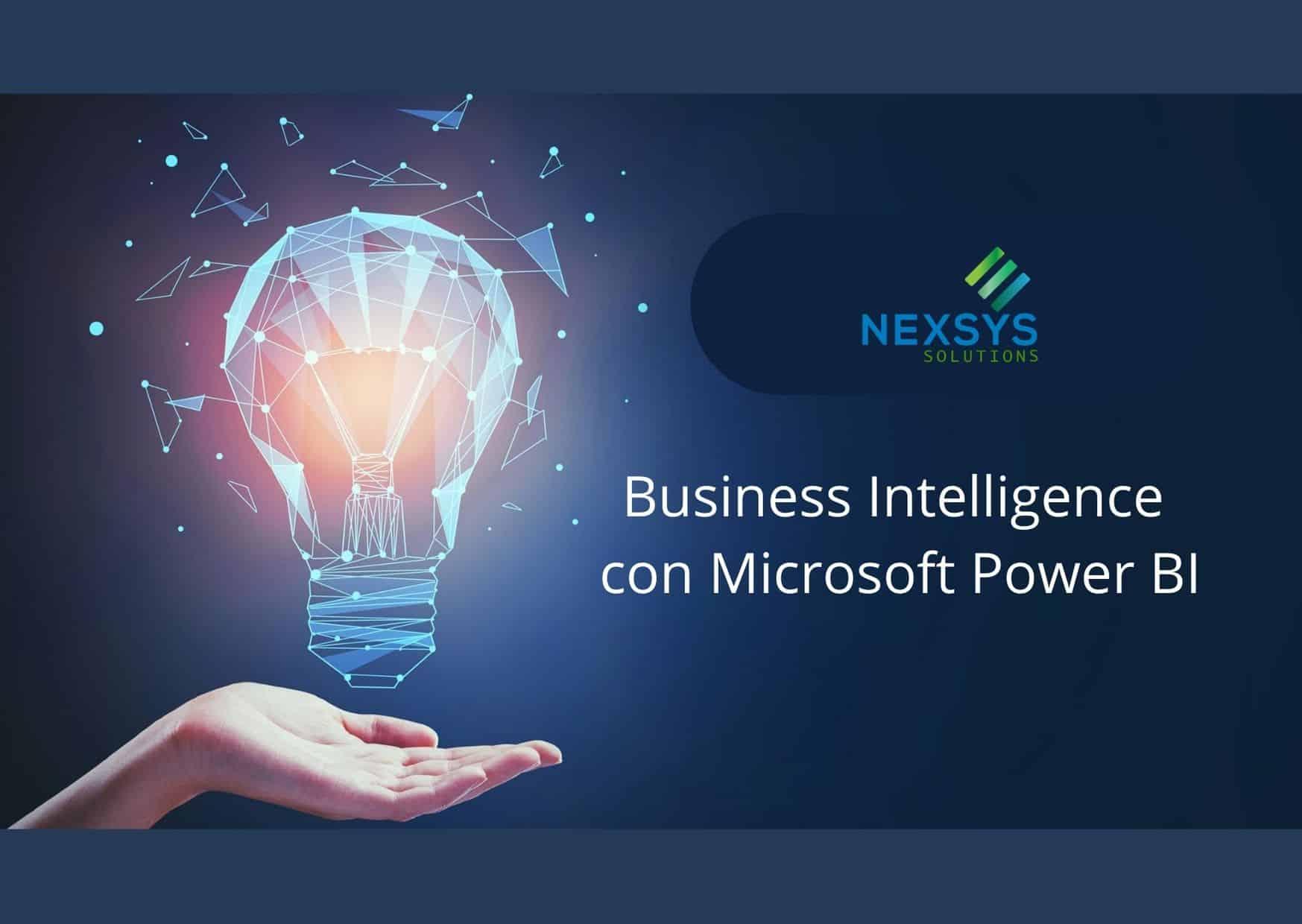 Business Intelligence - Nexsys