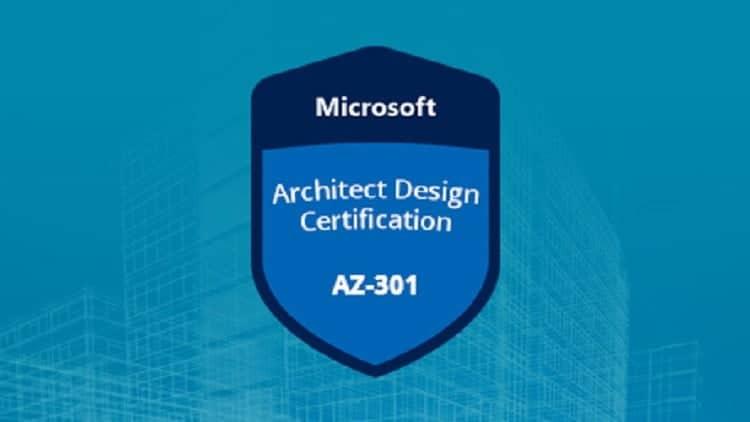 AZ-301: Corso Azure Architect Design