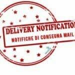 Delivery Notification Status, ovvero le notifiche di consegna mail
