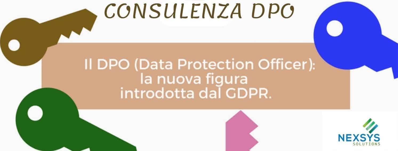 Consulenza DPO - Nexsys