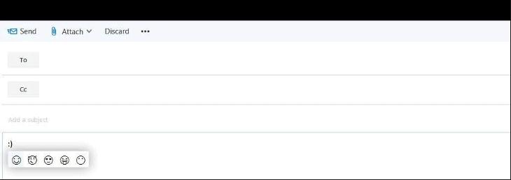 emoji-outlook-web
