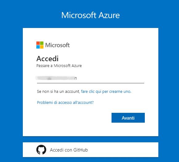Azure App Portal Setup