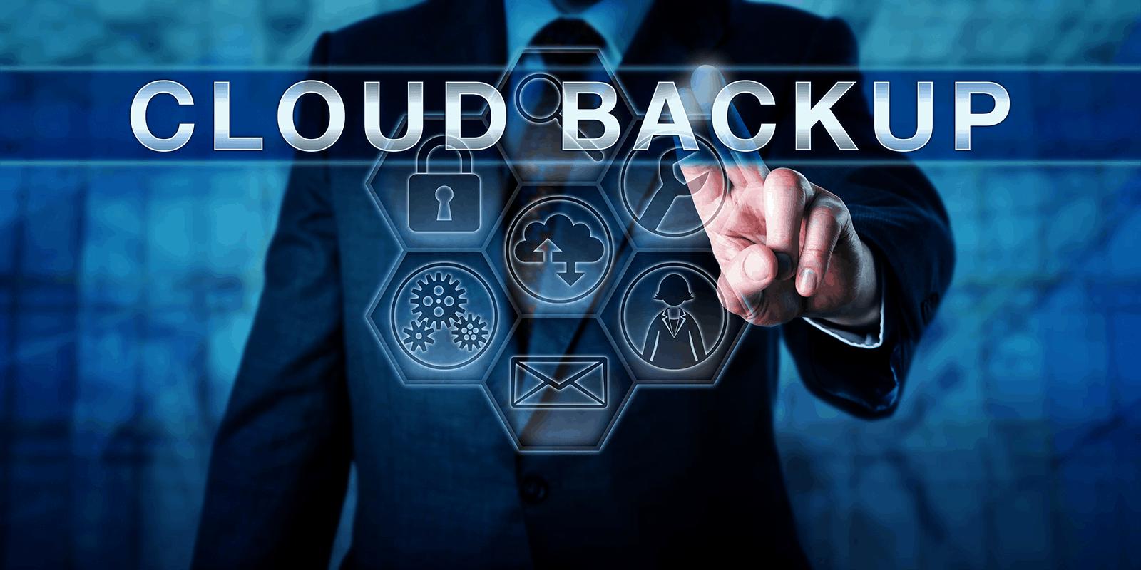 Backup aziendale in Cloud