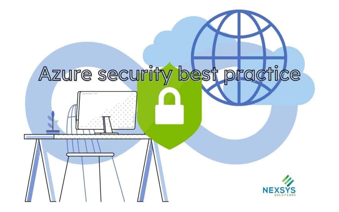 Azure Security Best Practice