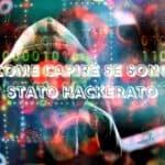 Come capire se sono stato hackerato