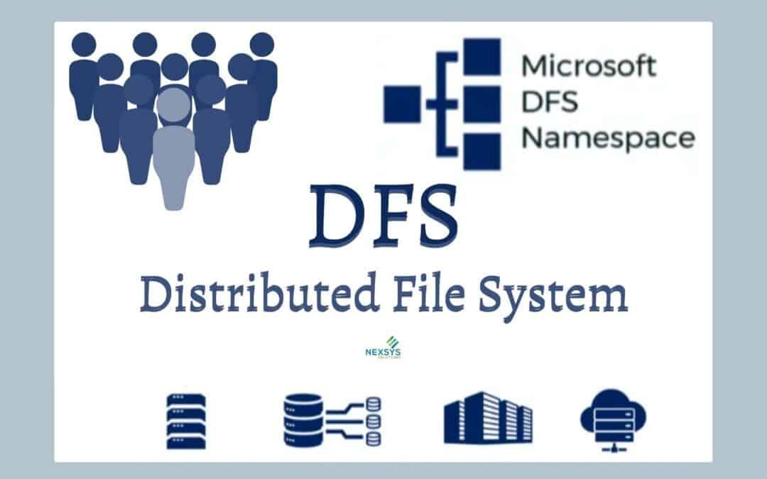 Cos'è il DFS Distributed File System
