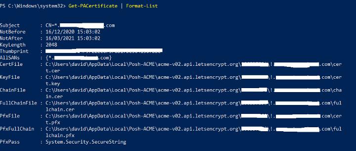 Get-PACertificate | Format-List