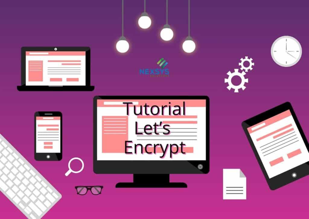 Tutorial Let's Encrypt