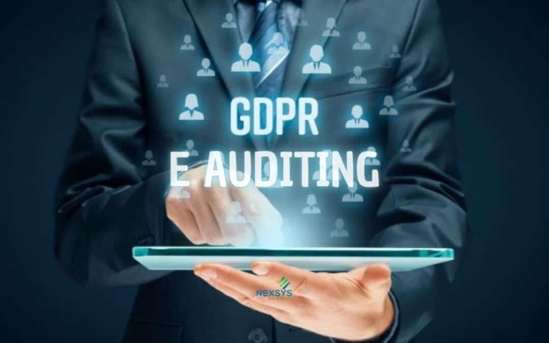 GDPR e Auditing