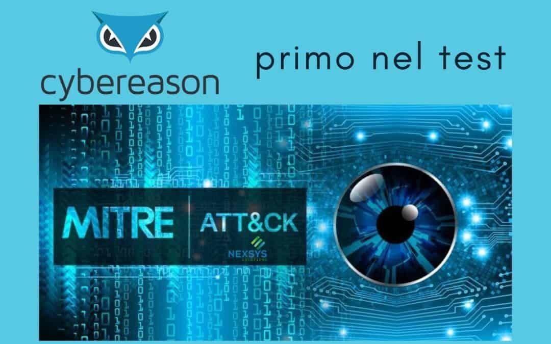 Cybereason primo nel test Mitre Att&ck