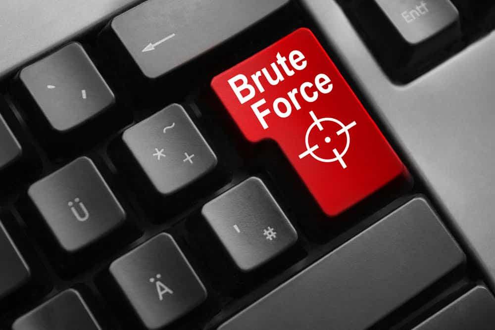 Brute Force RDP