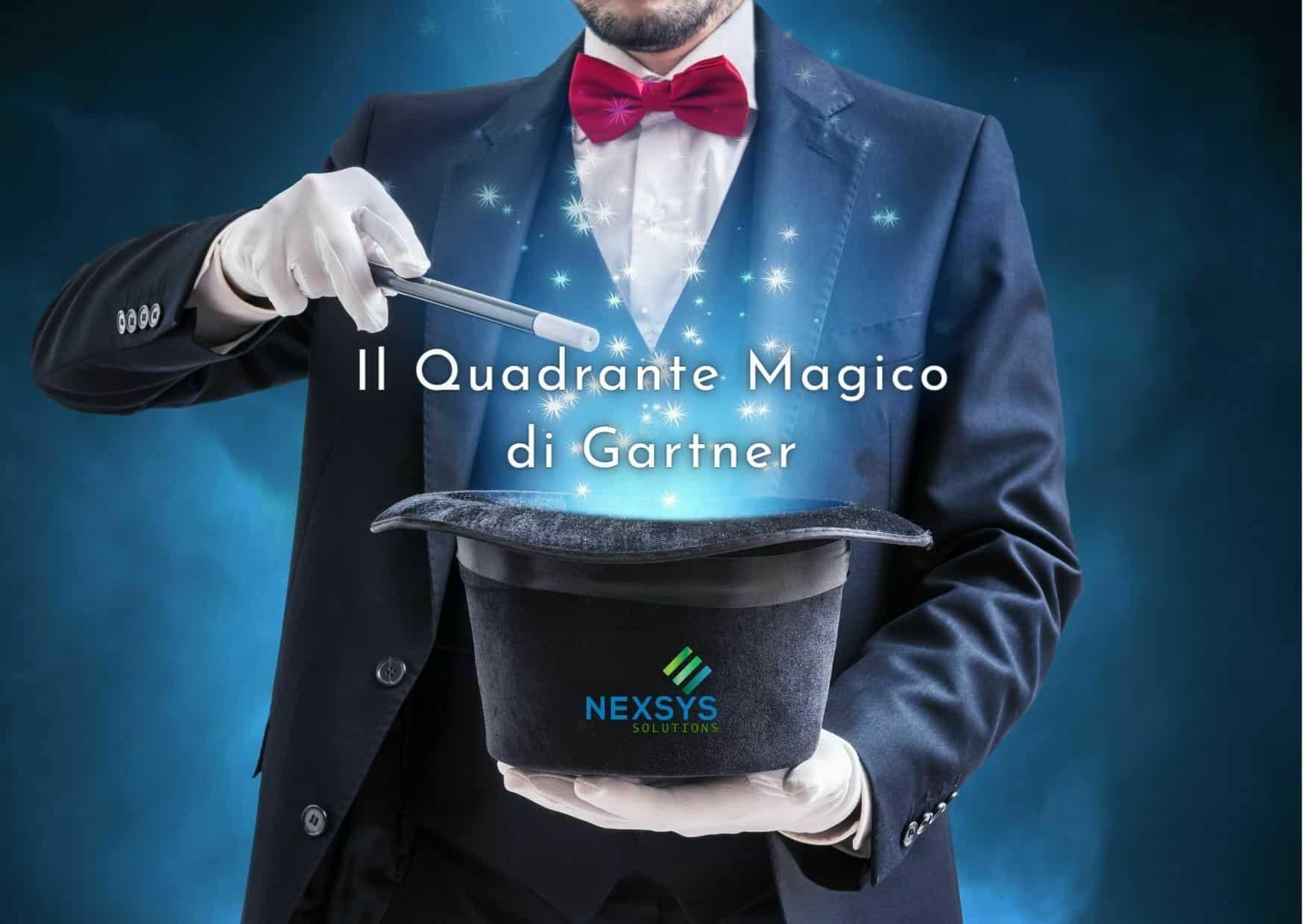 Il Quadrante Magico di Gartner