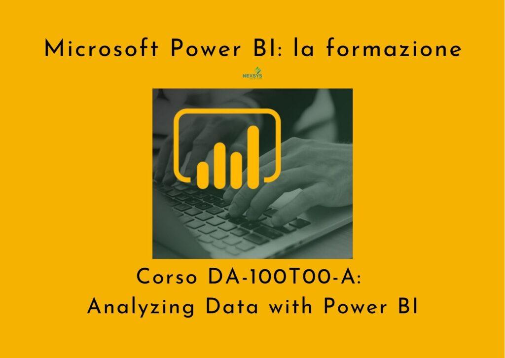 Microsoft Power BI: la formazione