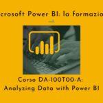 Microsoft Power BI: la formazione (parte 1)